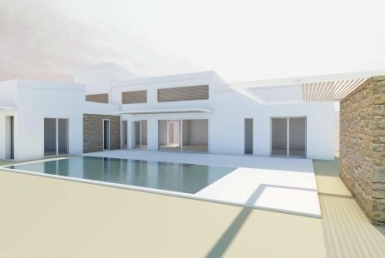 3 New Villas For Sale Chania, Crete, Greece (to be sold as 1 unit)