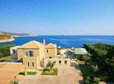 Exceptional Villa For Sale In Ai Helis, Kefalonia, Greece