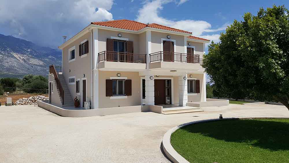 Lavish Villa For Sale in Dorizata, Kefalonia, Greece