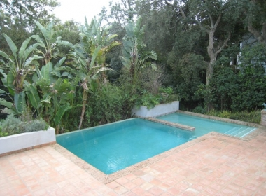 swimming pool at 4 Bed Villa, Sotogrande, Cadiz, Spain