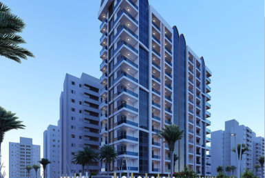 Exclusive modern apartments - Mahmutlar, Antalya, Turkey