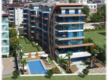 Boutique Style Apartments - Antālija, Turcija