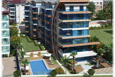 Boutique Style Apartments - Antalya, Turkije