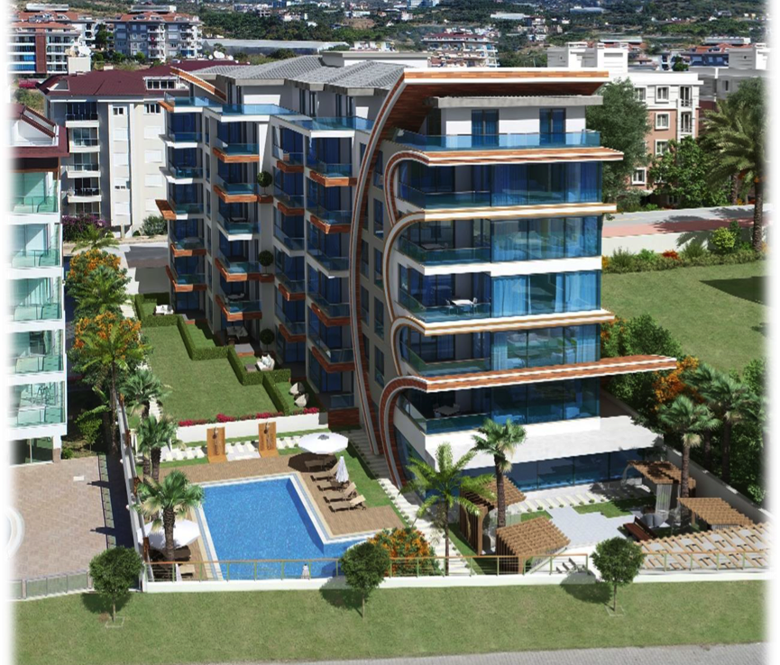 Boutique Style Apartments - Antalya, Turkey